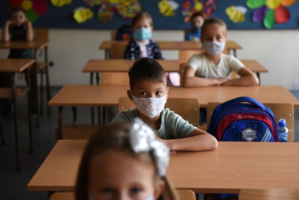 Avrupa'daki okullar corona virüs ile nasıl başa çıkıyor? - 9