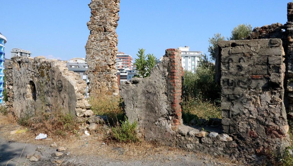 Naula Antik Kenti'nde tahribat
