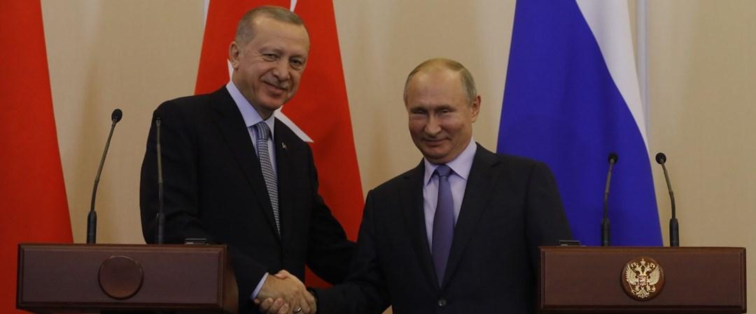 Türkiye ile Rusya arasında güvenli bölge anlaşması (Erdoğan ve Putin bir araya geldi)