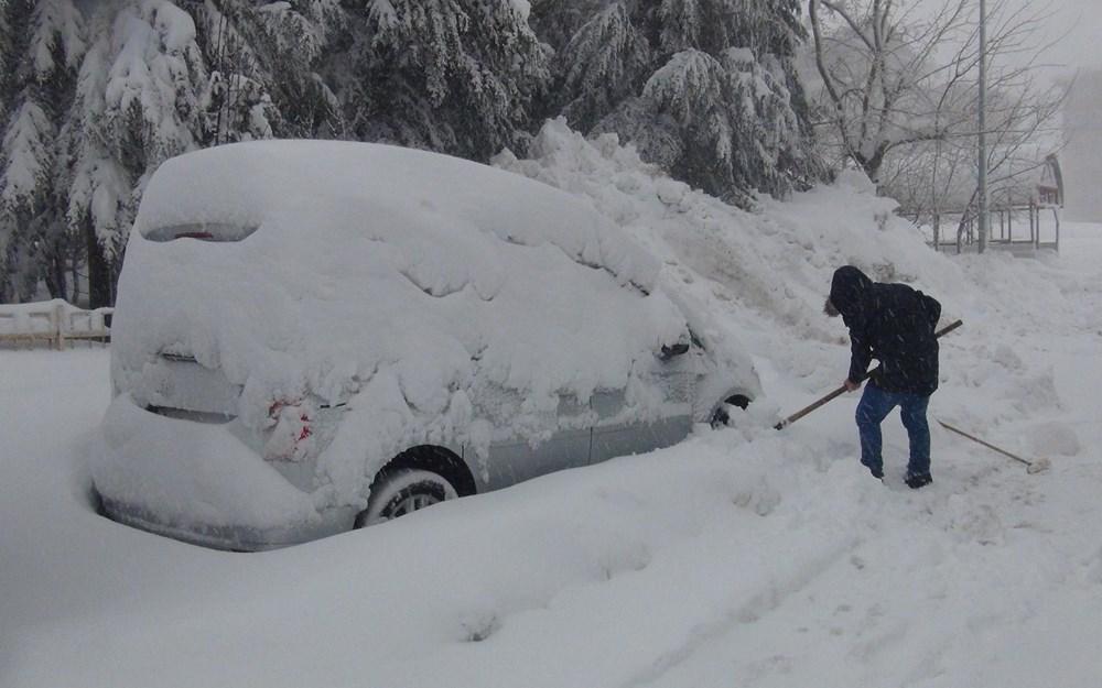 2 yıl önce 9 metre kar tutan Bitlis'te en kurak kış yaşanıyor - 10
