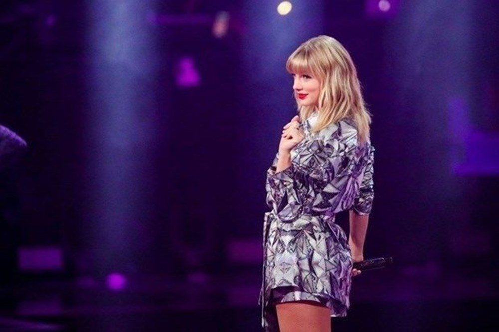 Taylor Swift'ten hayranına 23 bin pound destek - 6