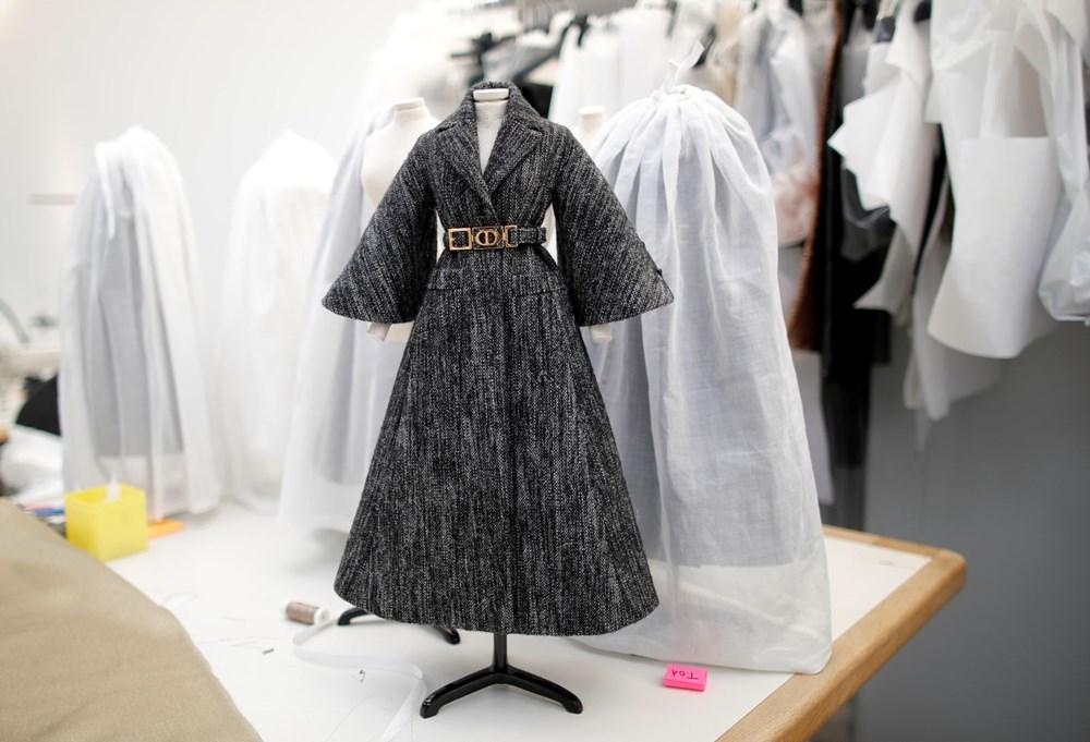 Dior'dan Dijital Moda Haftası için minyatür elbise tasarımları - 14