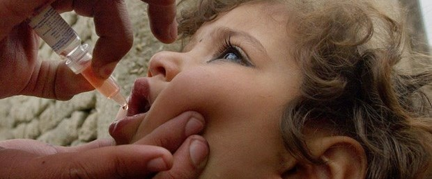 209 bin 313 çocuk aşılandı
