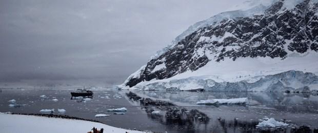 60 dereceden -20'ye, çölden buzullara…