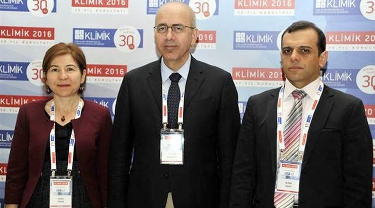Türk Klinik Mikrobiyoloji ve İnfeksiyon Hastalıkları Derneği üyeleri.