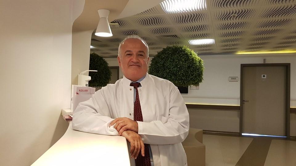 Doç. Dr. Özkan Demirhan