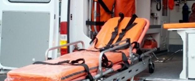 Ambulans çalışanları sigorta istiyor