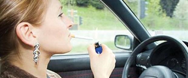 Arabada içilen daha zararlı