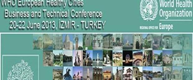 Avrupa Sağlıklı Şehirler Konferansı başladı