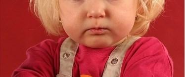 Bebekle inatlaşmayın