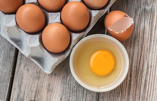 1- Yumurta