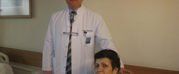 Bulgar Vanya Ençeva'nın zorlu ameliyatı
