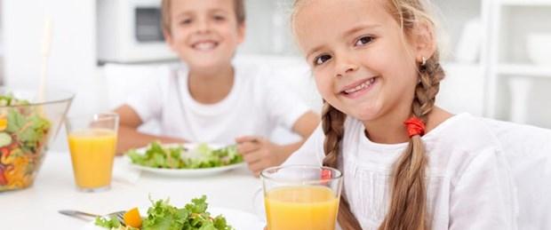 Çocuğu rafine gıdadan uzak tutun
