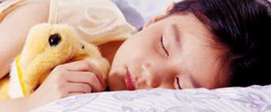 Çocuklar yeterince uyumuyor