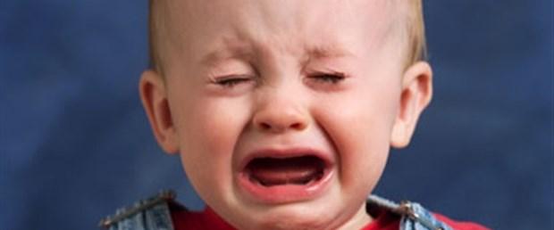 Çok ağlayan bebeğe dikkat