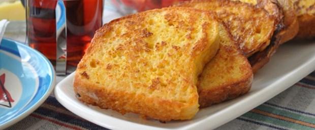 Çok kızartılan ekmek ve patates kanser yapıyor