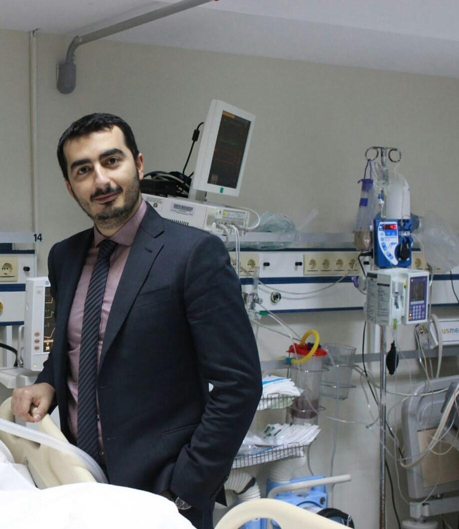 Doç. Dr. Semih Bağhaki