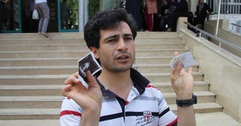 Yakup Özdemir, bebeğin ölmesinde ihmal olduğunu söylüyor.