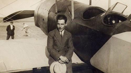 Türkiye'nin ilk yerli uçağını üreten Pilot Vecihi Hürkuş