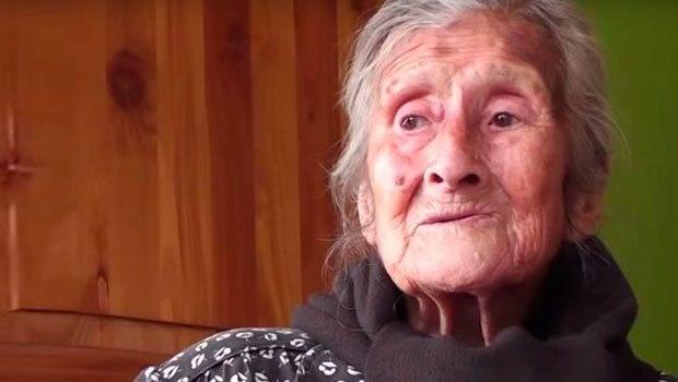 Ölmüş bebeğini 60 yıl rahminde taşıyan Estela Melendez