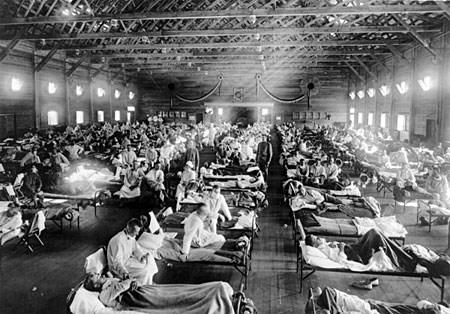 H2N2 virüsünün yol açtığı Asya Gribi yaklaşık 1-15 milyon insanın ölümüne yol açtı.
