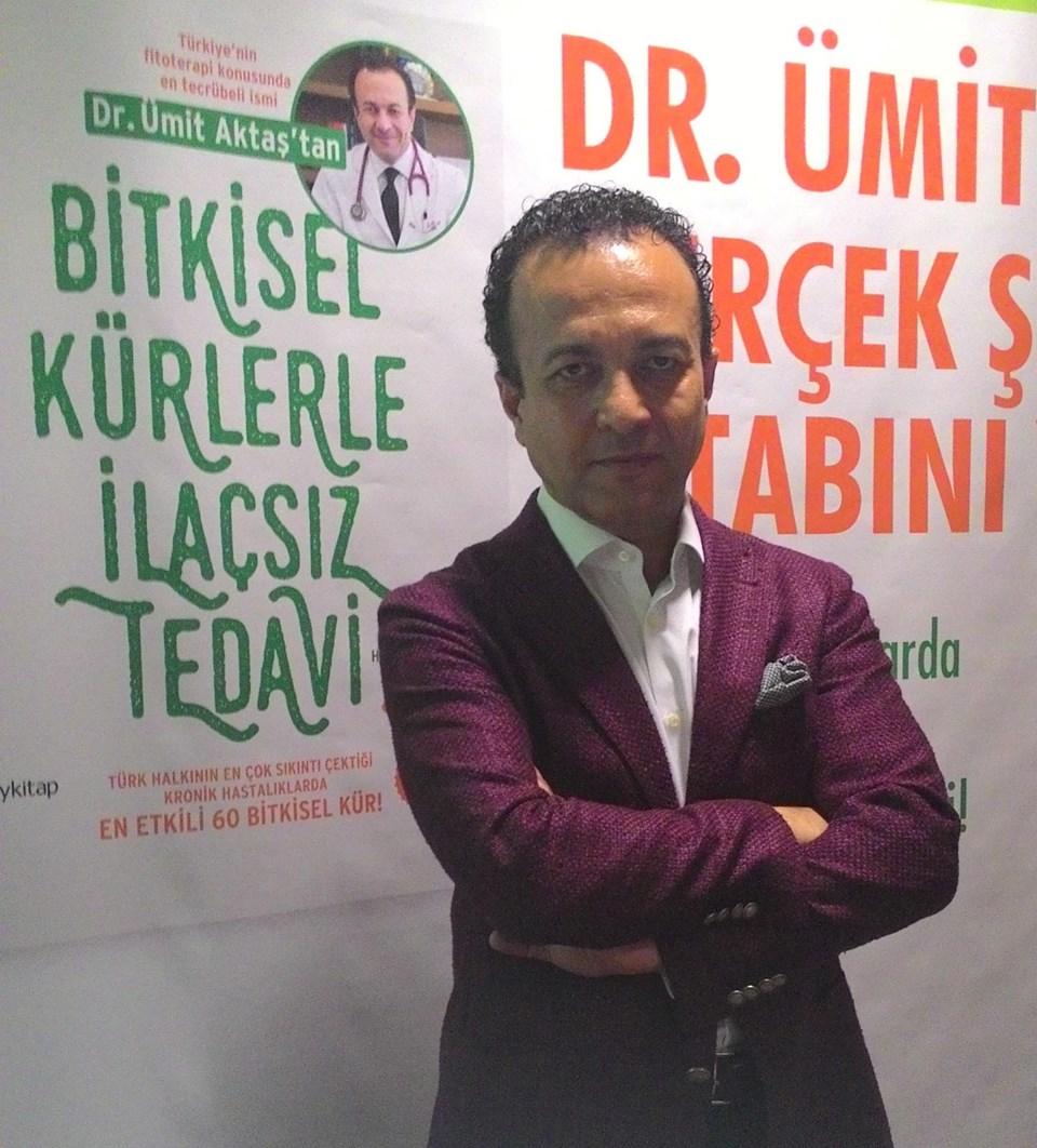 Fitoterapist Dr. Ümit Aktaş
