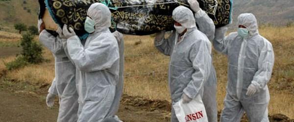 """""""Dünya, Ebola ile savaşı kaybediyor"""""""