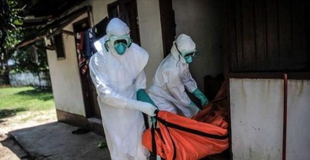 Ebola, KDC'de yeni bir eyalete sıçradı