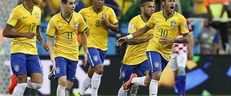 FIFA 2014'e kınama