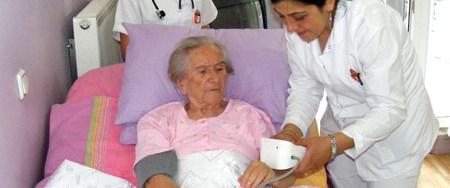 Hasta yakınlarına da 'Şefkat' gösterilecek
