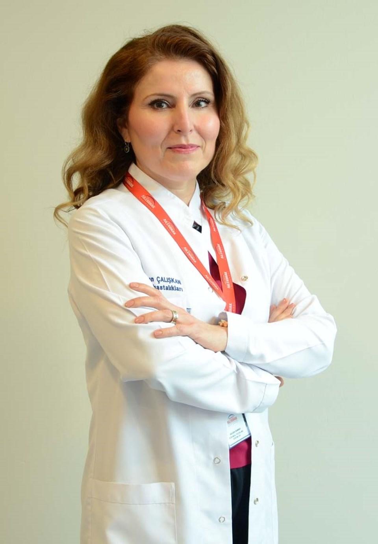 Uzm. Dr. Asuman Çalışkan