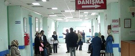 Hastanelerde 'karne' devri
