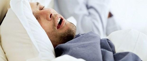 Horlama ve uyku apnesinde ağız içi protezler çözüm olabilir