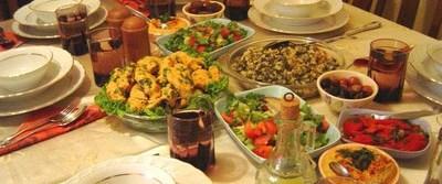 İftar yemeğini iki öğünde yeme önerisi