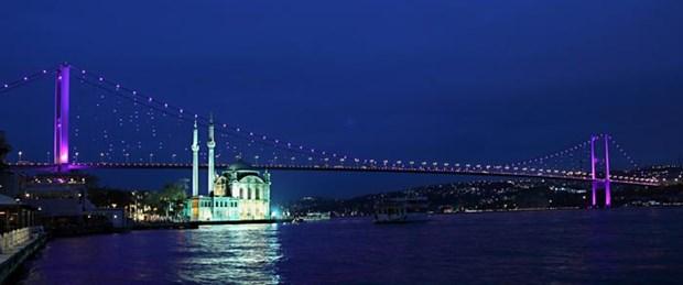İstanbul pembeye bürünecek