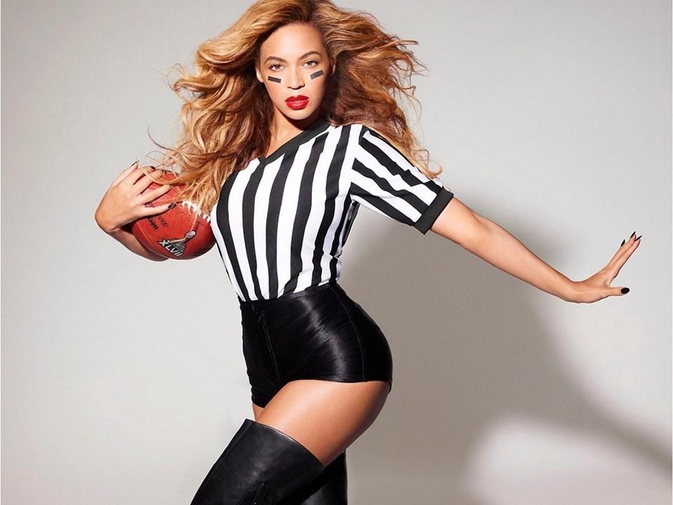 Şarkıcı Beyonce