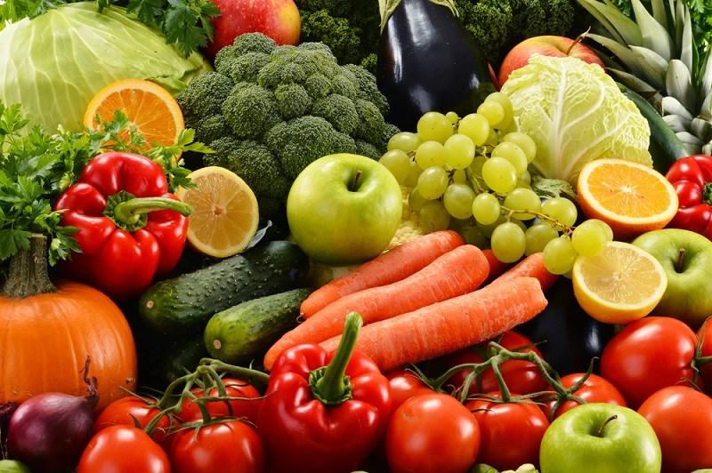 • Beş porsiyon sebze ve meyve tüketin