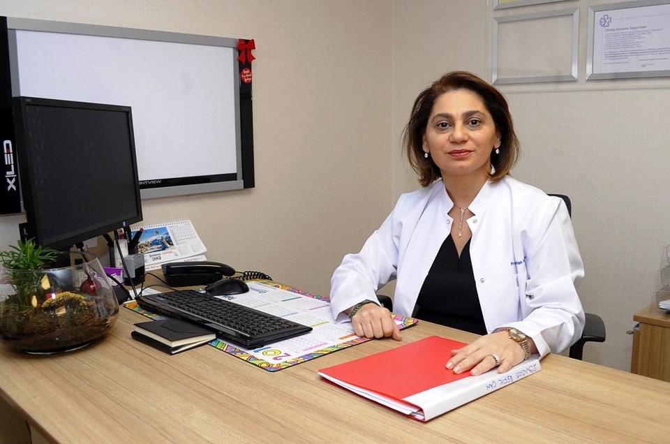 Prof. Esra Kaytan Sağlam, radyoterapideki gelişmelerin kanser tedavisinde başarı oranını artırdığını söyledi.