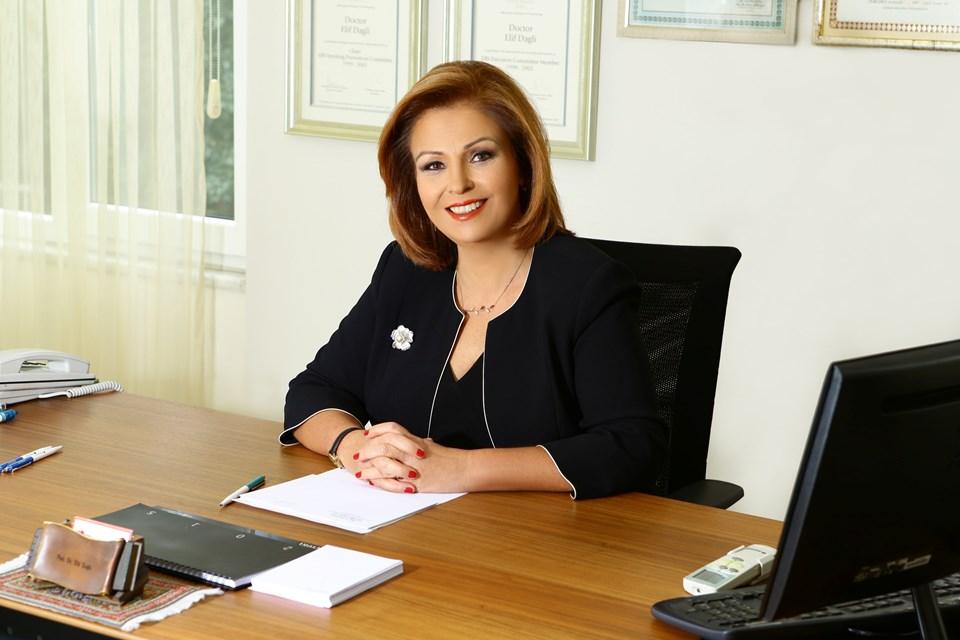 Prof. Dr. Elif Dağlı