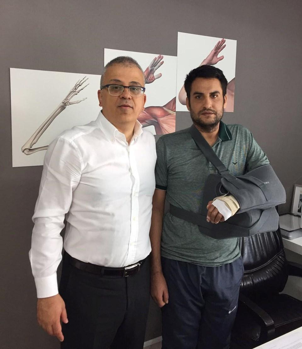 Dr. Kadir Bacakoğlu ve Ersin Sezgin