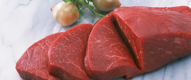 Kırmızı et tüketimine dikkat