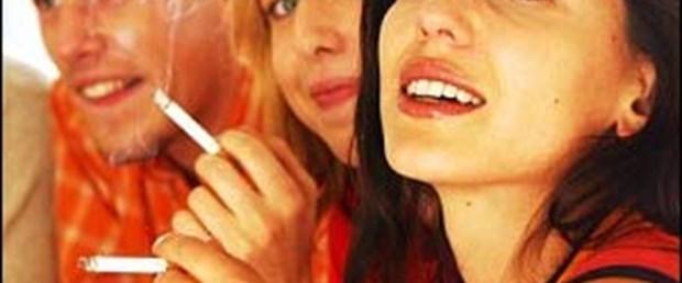Kısa sürede içilen sigara daha zararlı