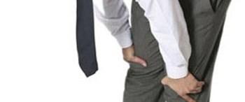 Ofis çalışanlarını tehdit eden ağrı