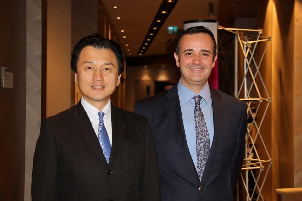 Prof. Dr. Teruhisa Mihata ve Doç. Dr. Arel Gereli