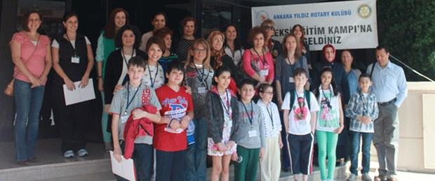 'Özel çocuklar' Ankara'da buluştu