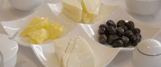 Peynir ve zeytine de tuz ayarı