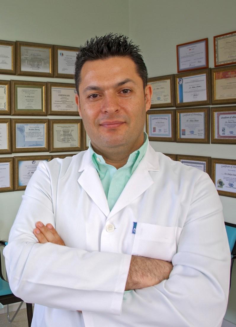 Diş Hekimi ve Ortodonti Uzmanı Dr. Hakan Dönmez