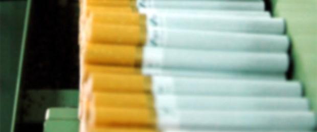 Restoranda sigaraya uydudan takip