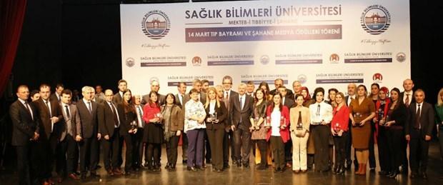 Sağlık Bilimleri Üniversitesi nden NTV ye 2 ödül