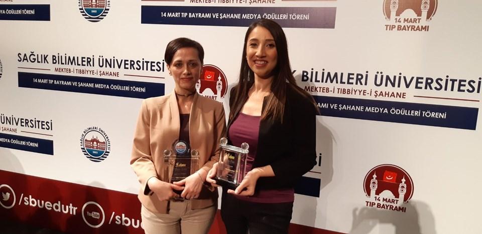 Tülay Karabağ, Melike Şahin